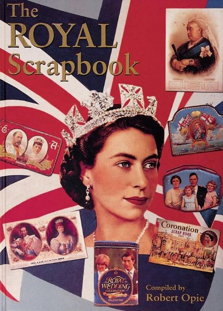 Royalty Scrapbook